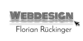 Webdesign Florian Rückinger